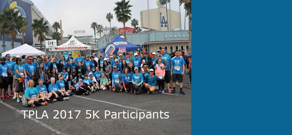 RUN/WALK/CHEER/GIVECongratulations and Thank you to all TP Participants and Sponsors! Donations will be accepted thru April 30th.