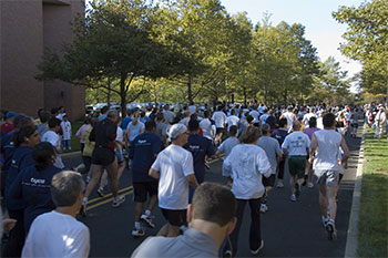 Parkinson's 5K photos