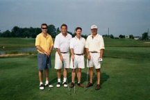 Borden Perlman Insurance Agency Foursome