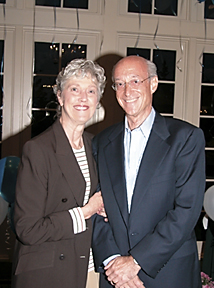 Margaret and Martin Tuchman