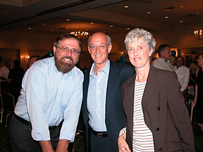 Don Ercole, and Martin & Margaret Tuchman