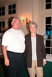 Marty McDonald & Margaret Tuchman