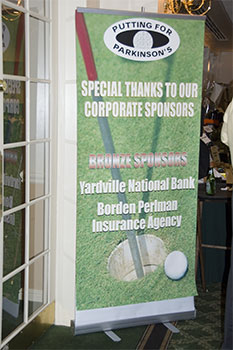 Parkinson's golf benefit 2006
